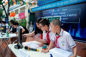 Violympic 2018 triển khai công nghệ mới cá nhân hóa đặc điểm học sinh