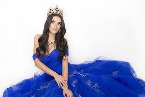 Nhan sắc hút hồn của Hoa hậu Hòa bình Quốc tế 2018 Clara Sosa