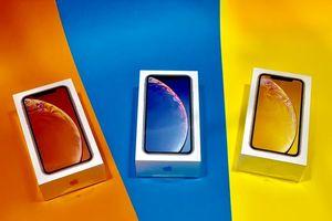 iPhone XR chính thức mở bán trên toàn cầu