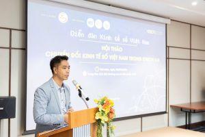 VDEF 2018: Chia sẻ kinh nghiệm phát triển nền kinh tế số