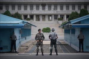 Hai miền Triều Tiên sẽ giải giáp vũ trang ở Panmunjom
