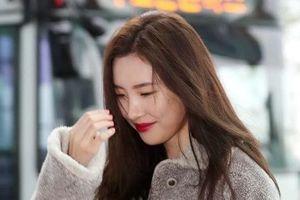 'Nữ hoàng quyến rũ' Sunmi lên đường tới Việt Nam biểu diễn
