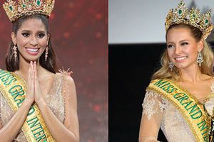 Nhan sắc Hoa hậu Hòa bình Quốc tế các năm qua