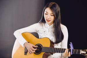 Thùy Tiên hát, nói tiếng Anh trôi chảy trong clip thi Hoa hậu Quốc tế