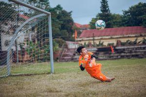 Những khoảnh khắc ấn tượng tại giải bóng đá Thanh Hóa