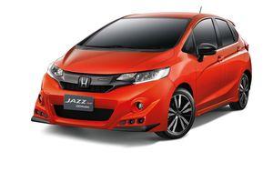 Honda Jazz và City thêm 2 phiên bản giới hạn tại VN, giá từ 618 triệu
