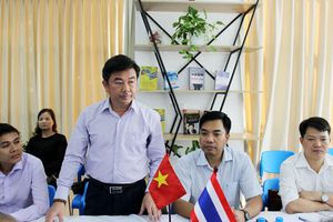 Cơ hội hợp tác cho doanh nghiệp Việt - Thái