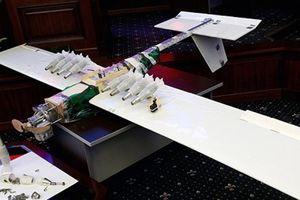 Mỹ trực tiếp điều khiển UAV tấn công Hmeymim?