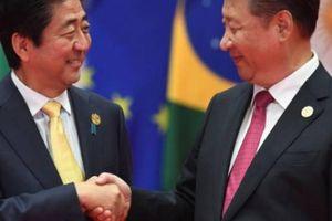 Trung Quốc- Nhật Bản mùa đông chính trị kéo dài 8 năm