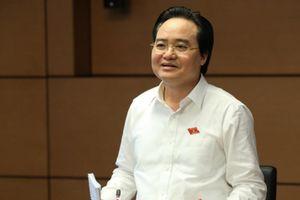 Bộ trưởng Phùng Xuân Nhạ: 'Thi cử là phải trung thực'