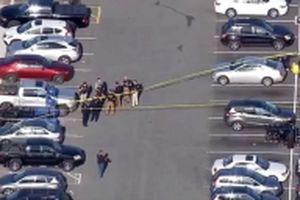 Xả súng ở Mỹ, hai người chết