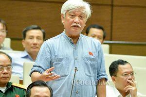 Đại biểu Dương Trung Quốc nhắc lại vụ ông Lê Đình Kình 'tự làm gãy chân' nêu ra 1 năm trước