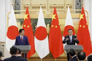 Trung Quốc, Nhật Bản nhất trí cải thiện quan hệ, thúc đẩy hợp tác kinh tế