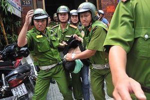 Truy bắt băng nhóm từ Hàn Quốc qua TPHCM giải quyết mâu thuẫn