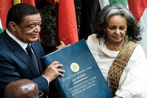 Chân dung nữ tổng thống đầu tiên của Ethiopia