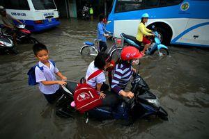 TP.HCM: Chuyển trung tâm chống ngập cho Sở Xây dựng