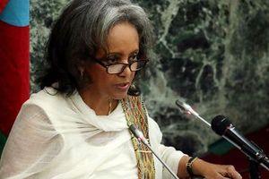 Ethiopia lần đầu tiên có nữ tổng thống
