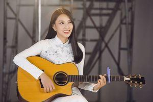 Thùy Tiên gây xúc động với clip tự giới thiệu ở HH Quốc tế 2018