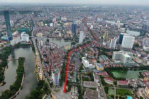 Hà Nội chính thức duyệt tuyến đường 'đắt nhất hành tinh' hơn 7.200 tỷ