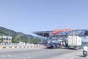 Dừng thu phí trạm BOT Bắc Bình Định