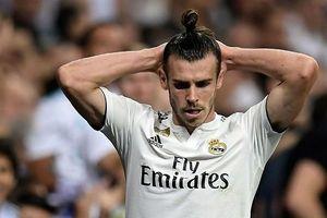 Dính án trốn thuế, Bale tính đường chuồn về Anh