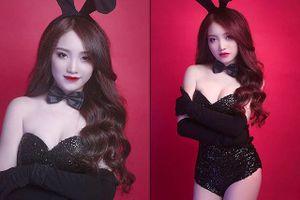 Ngắm bạn gái hot girl siêu quyến rũ của hậu vệ Vũ Văn Thanh