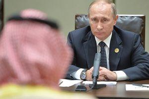 Quốc vương Ả Rập đã tiết lộ gì với ông Putin về cái chết của nhà báo Khashoggi?
