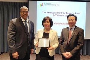 Vietcombank - Ngân hàng mạnh nhất Việt Nam