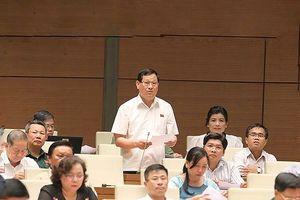 Đại biểu Nguyễn Hữu Cầu: Cần xử lý nghiêm để tránh thất thoát, lãng phí trong đầu tư công