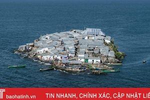Cuộc sống trên 'đảo rùa' chật chội Migingo