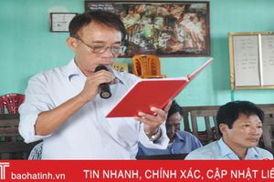 Người dân Cẩm Nhượng đề nghị bàn giao lưới điện cho ngành điện quản lý