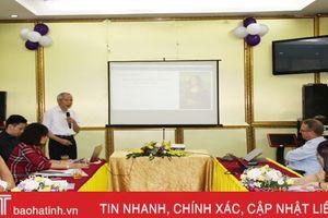 Xây dựng 2 kịch bản về biến đổi khí hậu tại Hà Tĩnh