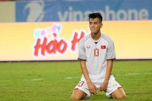 Tiến Linh dính chấn thương, khả năng bỏ lỡ AFF Cup 2018