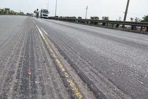 Để đường hư hỏng, trạm BOT Bắc Bình Định Quốc lộ 1 bị dừng thu phí