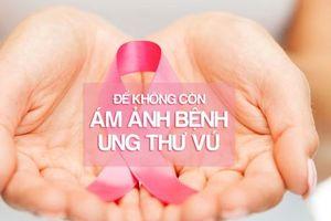 Tọa đàm tầm soát và phát hiện sớm bệnh ung thư vú