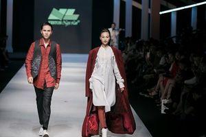 Những thiết kế veston Việt đẳng cấp trên sàn Tuần thời trang quốc tế