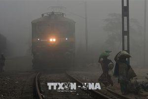 Báo động tình trạng ô nhiễm không khí ở thủ đô Ấn Độ