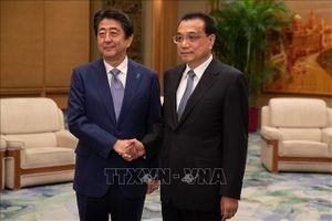 Nhật Bản, Trung Quốc hợp tác trong các dự án cơ sở hạ tầng ở nước thứ 3