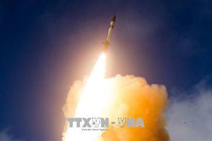 Mỹ thử thành công hệ thống đánh chặn tên lửa đạn đạo ở ngoài khơi Hawaii