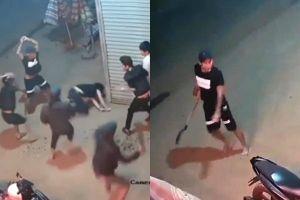 Hé lộ nguyên nhân vụ chém nhau kinh hoàng giữa 2 nhóm thanh niên ở Lâm Đồng