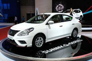 Nissan Sunny tăng giá hơn 70 triệu tại Việt Nam