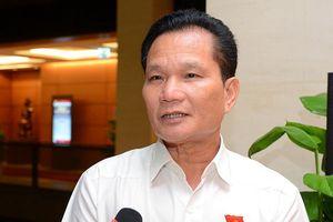 Tư lệnh ngành 'nóng' chịu thiệt thòi khi lấy phiếu tín nhiệm
