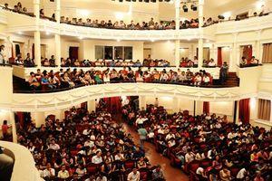 Đoàn ĐBQH TP.HCM trả lời câu hỏi 'Xây nhà hát phục vụ ai?'