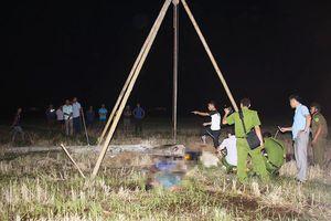 Thông tin nhói lòng trong vụ 4 người chết khi kéo cáp viễn thông