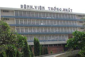 Bệnh viện Thống Nhất: Chậm công bố KQLCNT vì... 'bận việc gia đình'