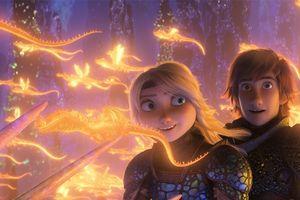 'How to Train Your Dragon 3' tung trailer mới: Tìm kiếm những chú rồng và người Viking tại vùng đất Peril