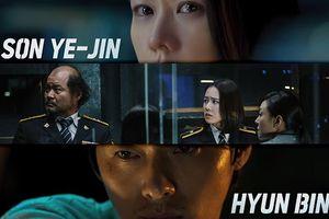 Nghẹt thở với 'Cuộc đàm phán sinh tử' đầy chính nghĩa của Hyun Bin và Son Ye Jin