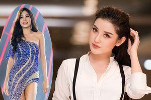 Huyền My chúc mừng Phương Nga lọt top 10 Miss Grand International 2018