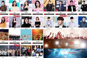 Bình chọn 'Asia Artist Awards' 26/10 đợi 2: Jang Geun Suk - IU dẫn đầu, Seventeen cùng Wanna One 'soán ngôi' BTS và EXO