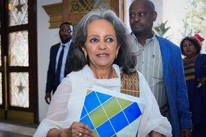 Nữ Tổng thống đầu tiên của Ethiopia từng là nhà ngoại giao kỳ cựu tại LHQ